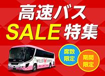 高速バスSALE!路線限定往復割キャンペーン!例えば関東⇔新潟が往復5,300円均一!席数限定なので予約はお早めに!